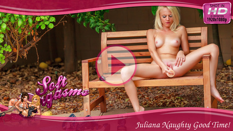 Juliana Naughty Good Time! - Play FREE Preview Video!